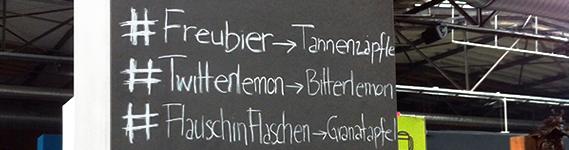 BWJetzt #Freubier Hashtags