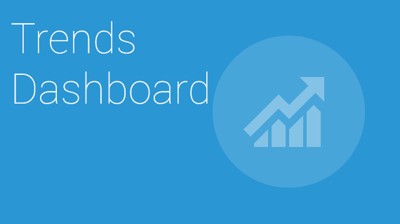 Trends Dashboard Header