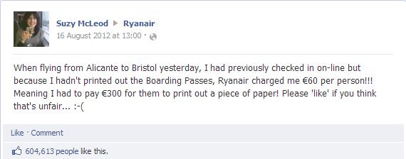 valeur ajoutée de la veille des médias sociaux_Ryanair