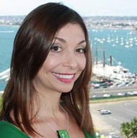 social business intelligence guru Melonie Gallegos