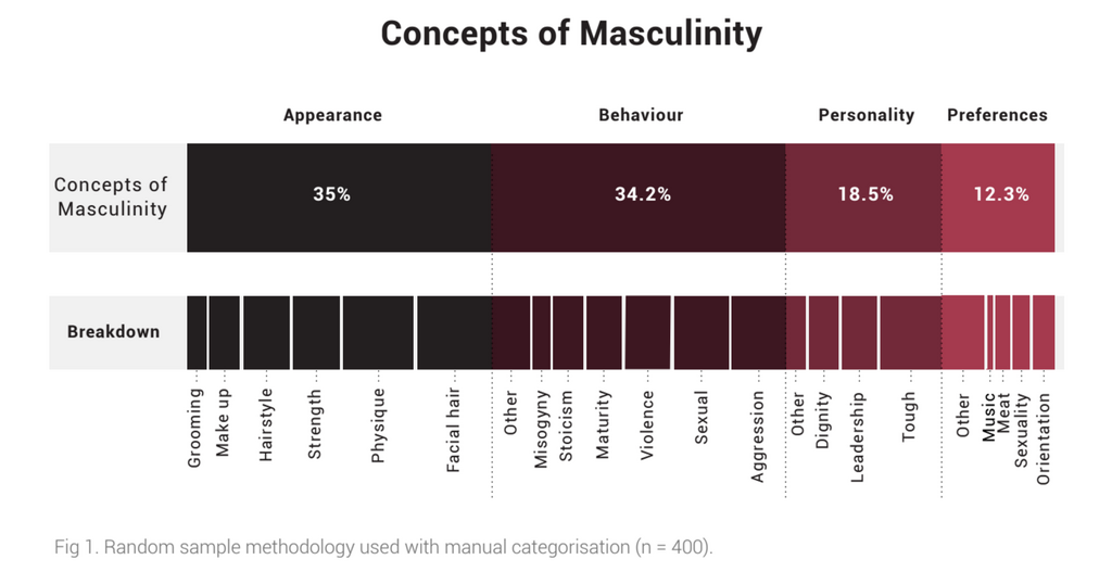 Masculinity concepts on social media revealed by social media ethnography