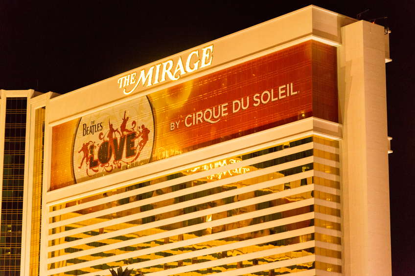 Cirque du Soleil, who changed their consideration set