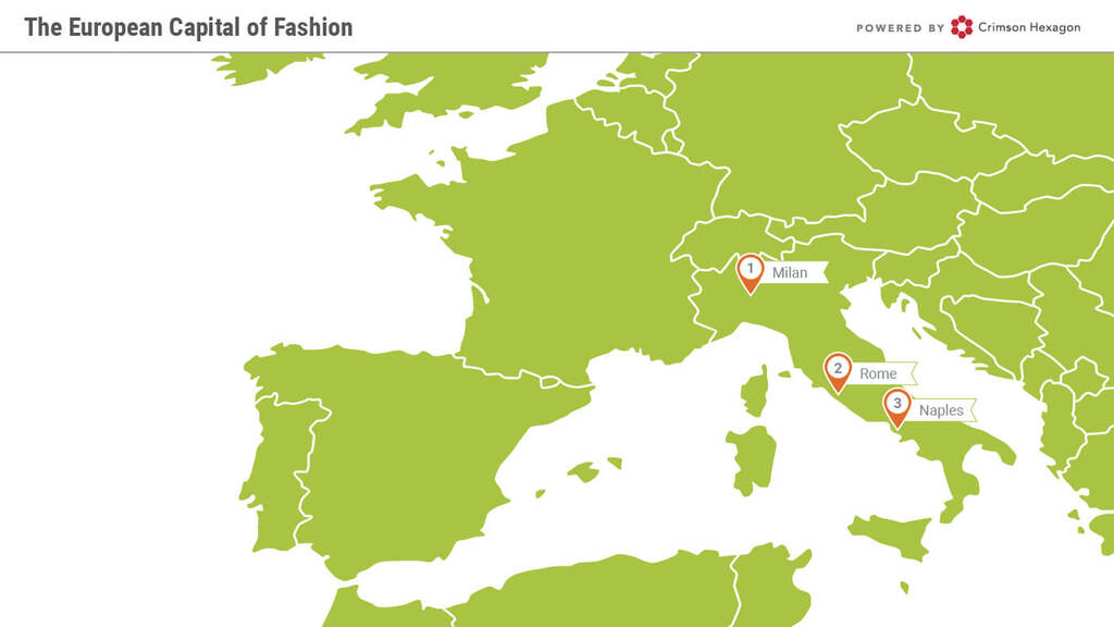 The Capitals Of European Industries Brandwatch