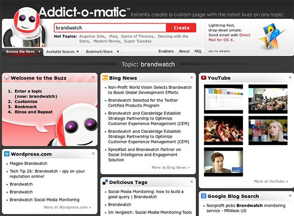 addict-o-matic free listening