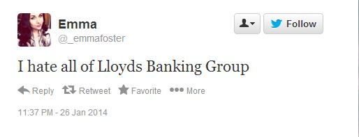 Hate lloyds