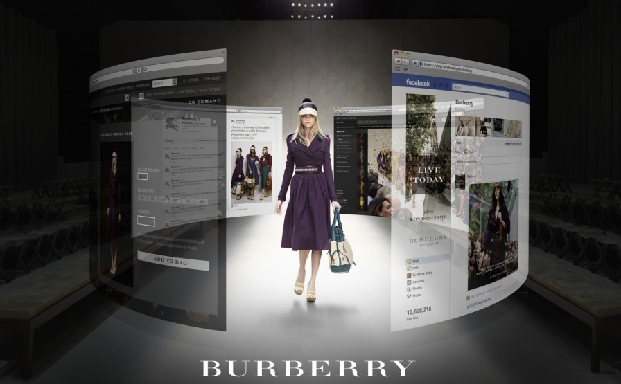 burberry digital marketing The latest news and expert analysis on burberry, plus their best creative work skip to content  global vice-president digital marketing alice delahunt,.