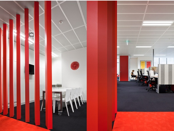 What colors tell you about your brand brandwatch for Office design colors