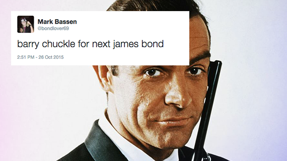who is going to play the next james bond