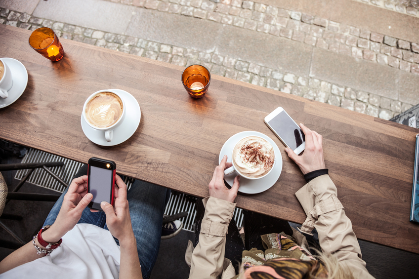Starbucks has improved the customer experience by marrying coffee and technology