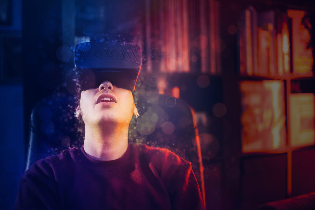 facebook trends include virtual reality