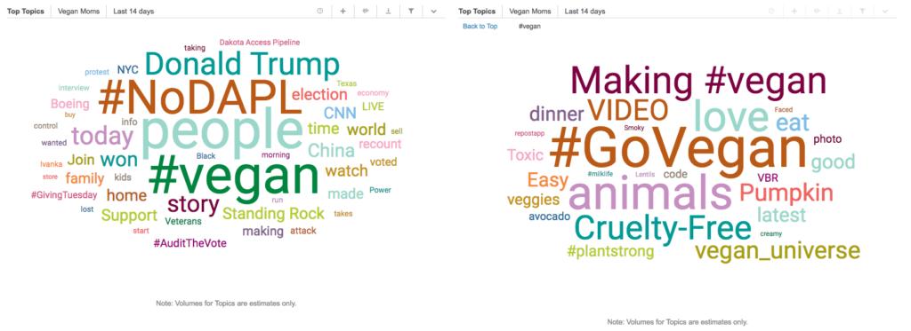vegan topics