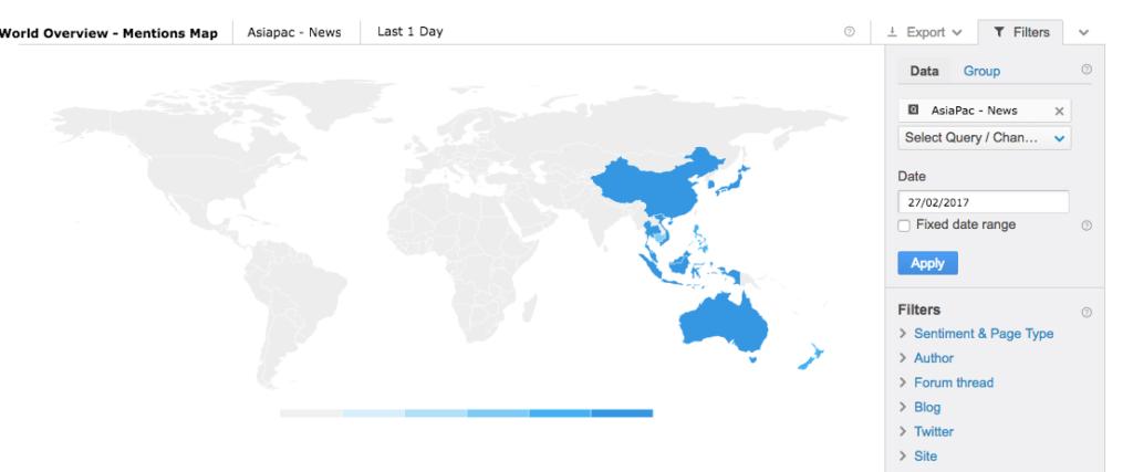 AsiaPac Data