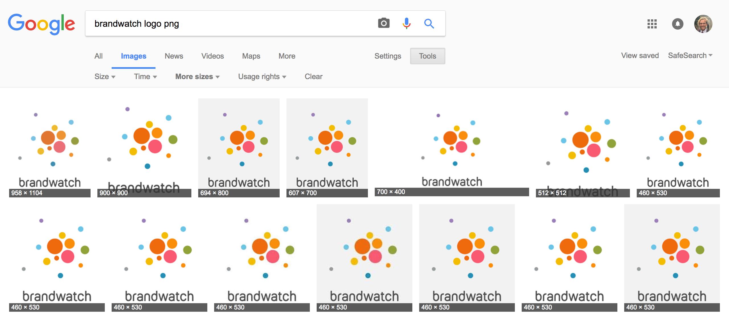 image recognition google